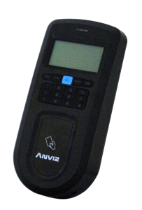 VP30 biometry reader